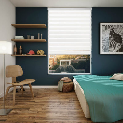 <b>Cortinas Enrollables</b> Roller duo – Clásica